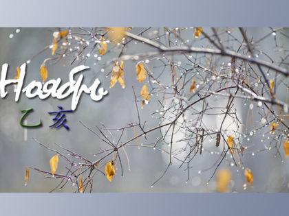Астропрогноз на ноябрь 2019-го