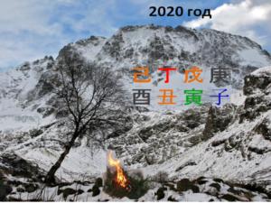 КАРТА РОЖДЕНИЯ 2020 года