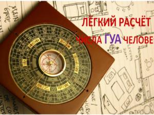 Калькулятор ГУА